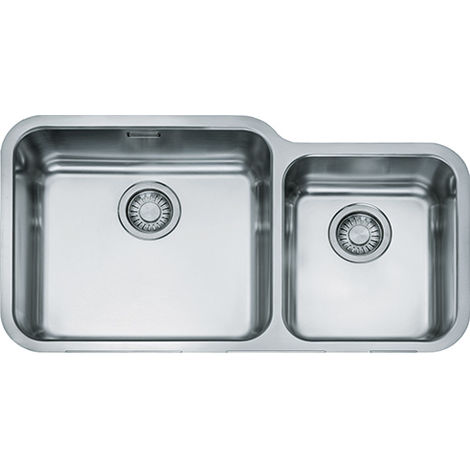 Franke Largo Lax120 45-30 2b Undermount Rsb Kitchen Sink Stainless Steel