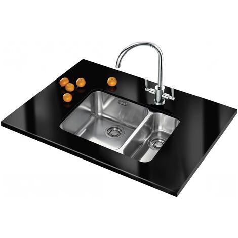 Franke Largo Lax160 36-16 1.5b Undermount Rsb Kitchen Sink Stainless Steel