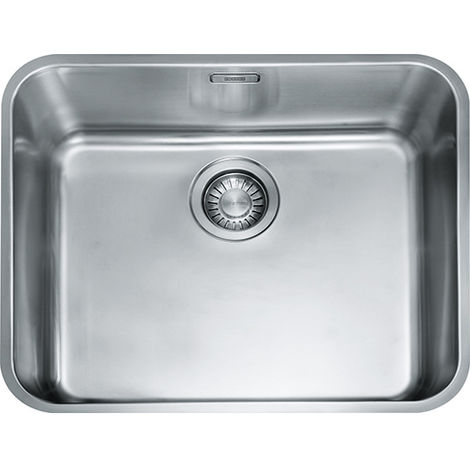 Franke Lax110 50-41 Largo Undermount Kitchen Sink Stainless Steel