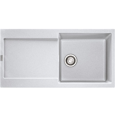 Franke Maris Mrg 611 1b Inset Reversible Kitchen Sink White