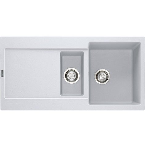 Franke Maris Mrg 651 1.5b Inset Reversible Kitchen Sink White