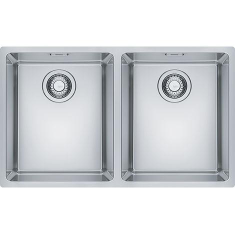 Franke Maris Mrx12034-34 2b Undermount Kitchen Sink Stainless Steel