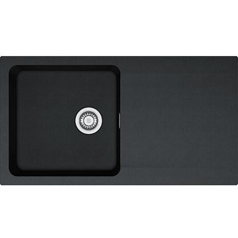 Franke Oid611-94 Orion Ttonite Inset 1b Reversible Kitchen Sink Carbon Black