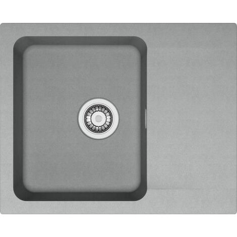 Franke Orion - OID 611-62 Tectonite® Gris, 620x500 mm (114.0395.160)