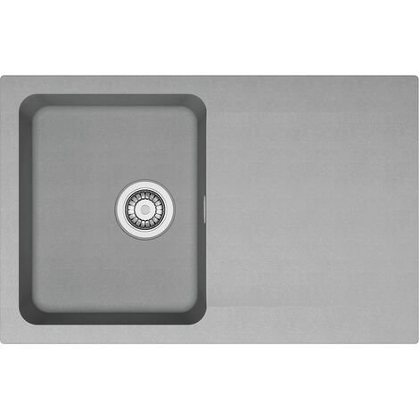 Franke Orion - OID 611-78 Tectonite® Grey, 780x500 mm (114.0395.184)