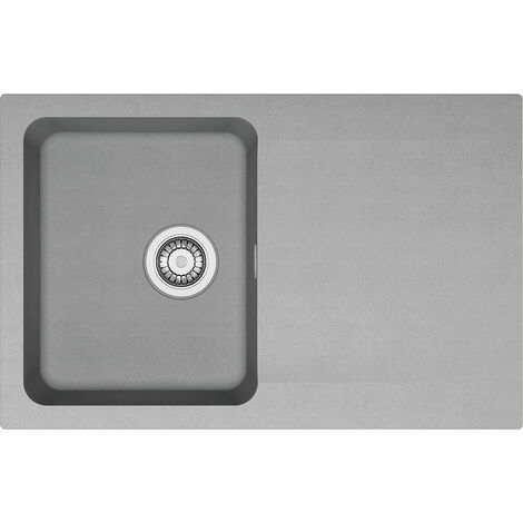 Franke Orion - OID 611-78 Tectonite® Gris, 780x500 mm (114.0395.184)