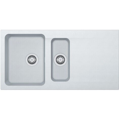 Franke Orion - OID 651 Tectonite® Blanc Artic Evier (114.0288.591)