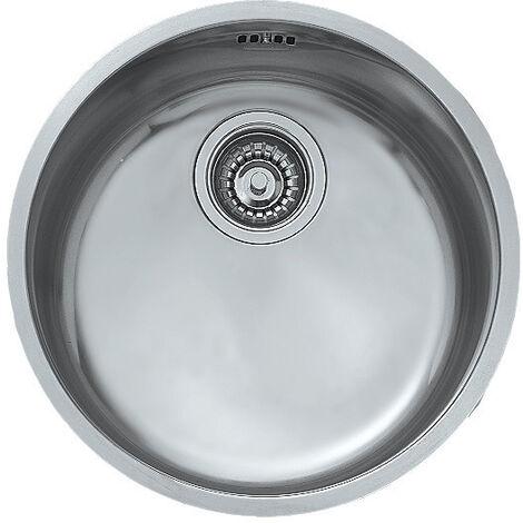 """main image of """"Franke Rambla - Stainless steel sink RAN 610-38, 3 1/2"""", diameter 380 mm x 180 mm (101.0361.012)"""""""