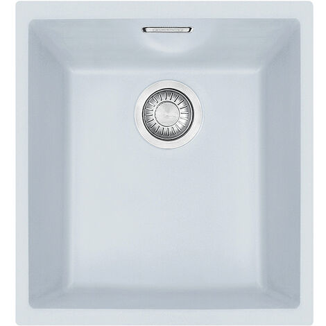 Franke Sirius - SID 110-34 Tectonite® White Artic Sink (125.0363.784)