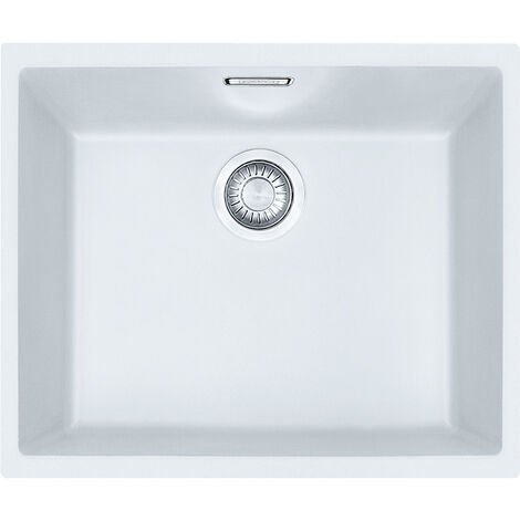 Franke Sirius - SID 110-50 Tectonite® White Artic Sink (125.0363.788)