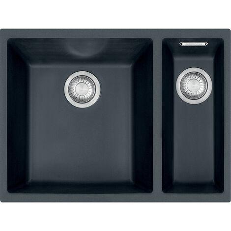 Franke Sirius - SID 160 Tectonite® Carbone Sink (125.0363.804)