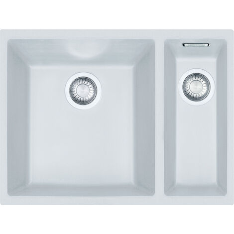 Franke Sirius - SID 160 Tectonite® White Artic Sink (125.0363.803)