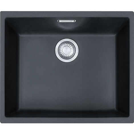 Franke Sirius - Tectonite sink SID 110-50, 525x440 mm, black (125.0363.789)