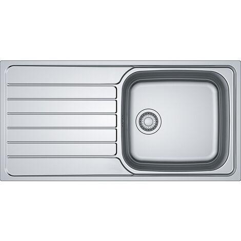 Franke Spark SKX611-évier de cuisine encastrable 100 Inox (101.0504.059)