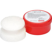 Franke Twister - cleaning paste for sinks with a sponge, 125 ml 112.0007.715