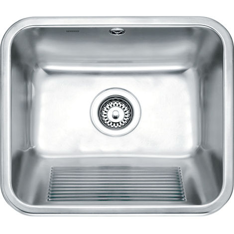 Franke Utility Utx 610 1b Inset Kitchen Sink Stainless Steel