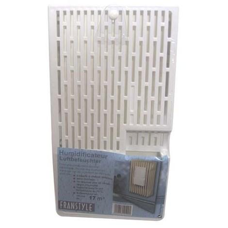 FRANSTYLE - Saturateur plat en plastique - 17x28.5 cm
