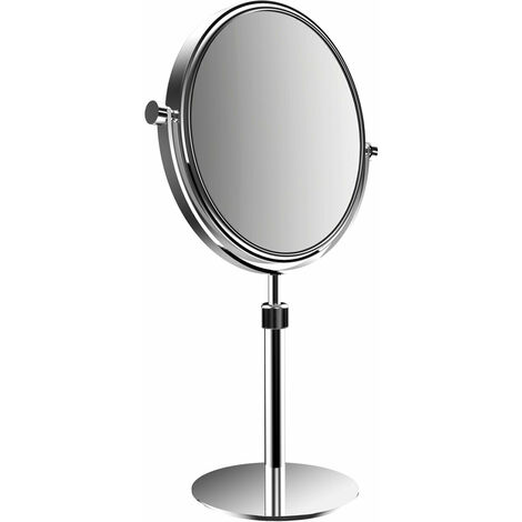 frasco Floor mirror 3x/1x, round, D: 200mm, adjustable chrome 832985100 - 832985100