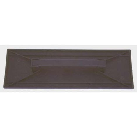 "main image of ""Frattazzo plastica 18 x 27 cm"""