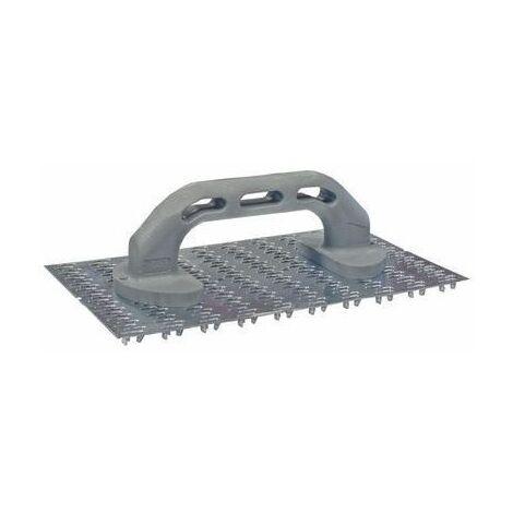 Frattazzo raschiatore per intonaco 250x150 manico plastica frattone