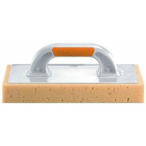 """main image of """"Frattazzo spugna lavaggio pavimento frattone supporto plastica art25645 kapriol"""""""