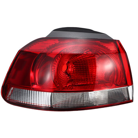 Free Shipping + Flash Deal Rear Left LH Tail Brake Light Lamp Cover N/S For VW Golf Mk6 Hatchback 2009-2013 LEFT