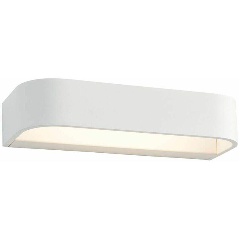 Image of Free wall lamp, matt white