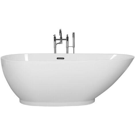 Freestanding Bath White GUIANA