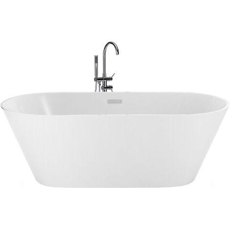 Freestanding Bath White HAVANA III