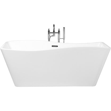 Freestanding Bath White MARAVILLA
