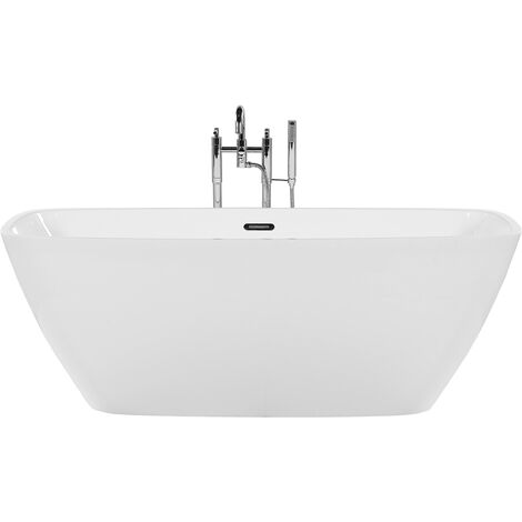 Freestanding Bath White MINGO