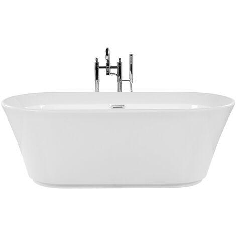 Freestanding Bath White OVALLE