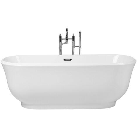 Freestanding Bath White TESORO
