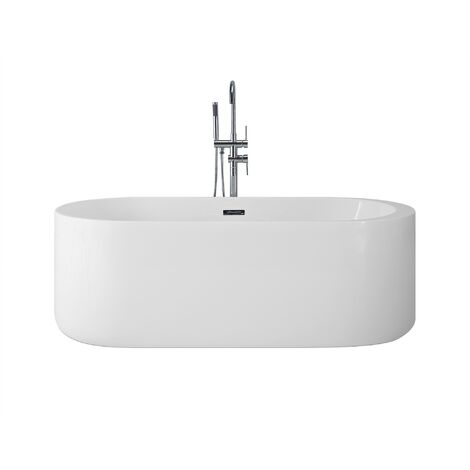 Freestanding Bath White VINALES