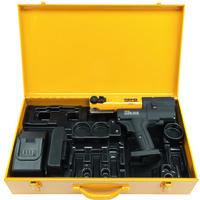 Frein 578010 Mini-Press Li-Ion 22V batterie machine de presse radiale ensemble (1x batterie 1.5Ah) dans le cas