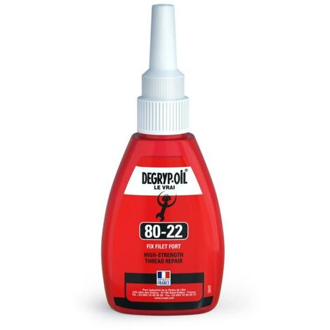FREIN FILET FORT 50 ML DEGRYP-OIL LE VRAI