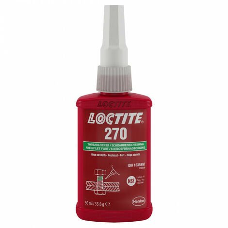Frein filet LOCTITE 270 10ml FL