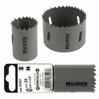 Fresa a Tazza Bimetallica Maurer Plus 30 mm per metalli, legno, alluminio, PVC