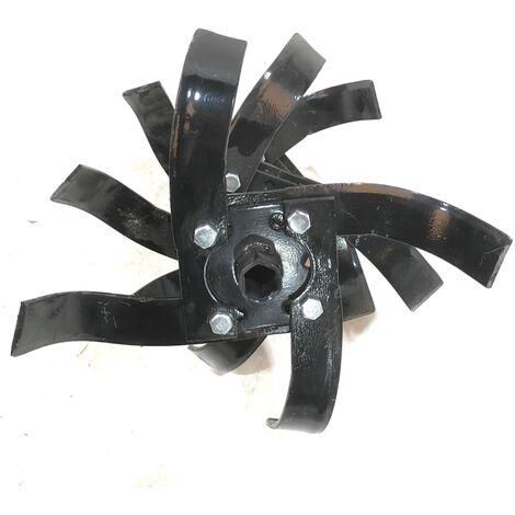 """main image of """"Fresa derecha motoazada diámetro tubo 23mm hexagonal"""""""