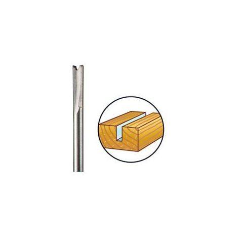 Fresa para madera (HSS) 3,2 mm Dremel 2615065032