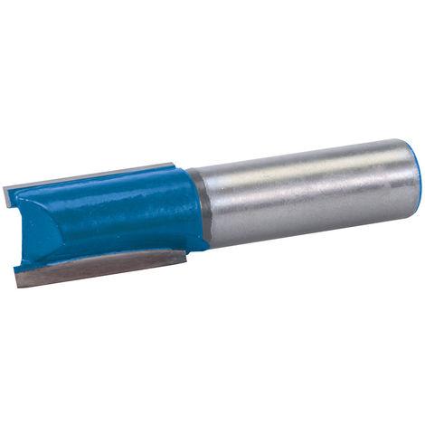 Fresa recta métrica 12 mm 15 x 25 mm - NEOFERR
