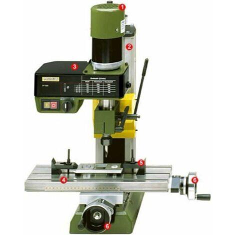 Fresadora de precisión FF 500 Proxxon
