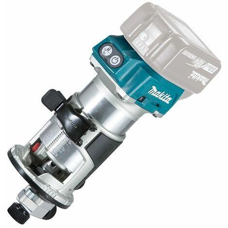 Fresadora multifunción BL 18V LXT 6 / 8 mm DRT50Z - Sin Batería ni Cargador)