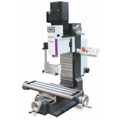 Fresadora-taladradora estable con regulación MH 25 V
