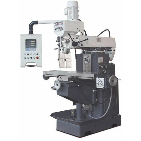 Fresadora-taladradora multifuncional MT 60 OPTIMUM