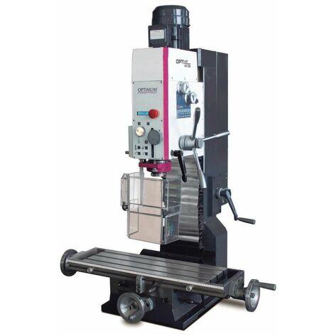 Fresadora-taladradora universal 1,5kW/400V OPTIMUM