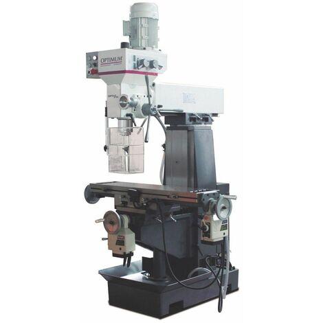 Fresadora-taladradora universal MT 50 E OPTIMUM