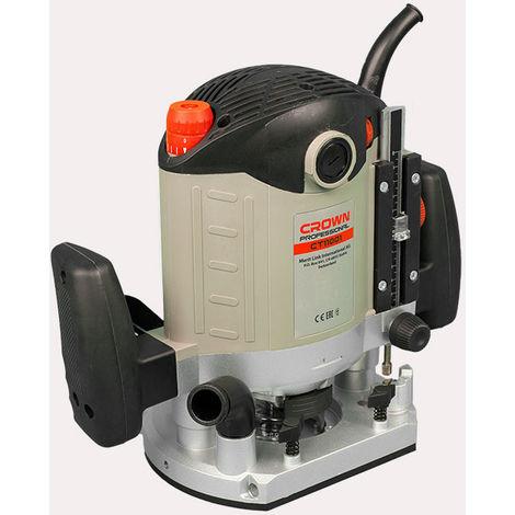 Fresadora tupí 2100W CROWN CT11001