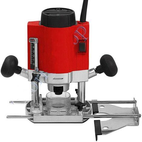 Fresatrice Elettrica Verticale 900w Per Frese Pantografo Da 8mm