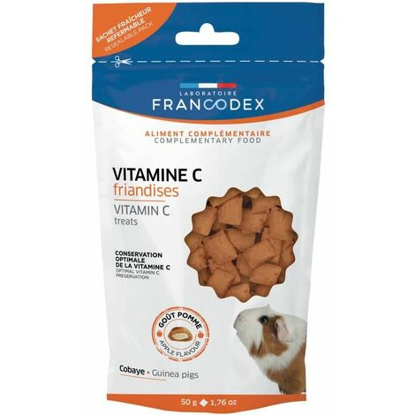 Friandises vitamine c 50g